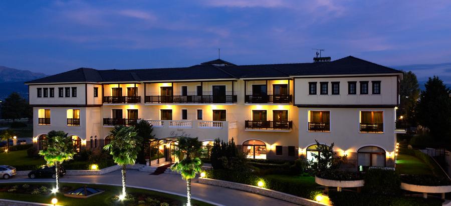 Hotel Du Lac Congress Center Amp Spa Tourism Gr